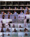 Vanessa Angel - classic beauty on Baywatch season 2 (1991) - 3 clips + prevs