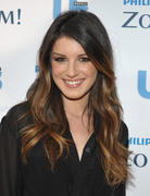 Shenae Grimes - Philips Zoom Red Carpet Makeover Event  in LA 09/21/12