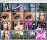 Lily Cole - Rimmel London Max Volumeflash Mascara Advert