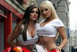 Люси Пайндер, фото 32. Lucy Pinder Ducati Photoshoot, photo 32