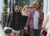 Pixie Geldof @ a Restaurant in Primrose Hill | September 22 | 22 pics