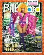 Nicki Minaj - Billboard - 20 Nov 2010 (x6)