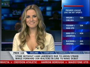 Georgie Thompson | SSN 20-8-10 | Cleavage