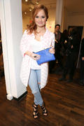 Debby Ryan -  Panasonic Beauty Bar at Salon SCK in New York 02/11/14