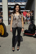 Martina McBride at Indy 500
