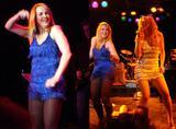 Renee O'Connor - Dancin' machine.