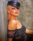 Charlize Theron Color Foto 115 (Шарлиз Тэрон Цвет Фото 115)