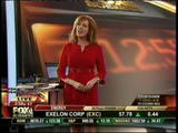 Liz Claman, Fox Business News - leggy (1-6-09)